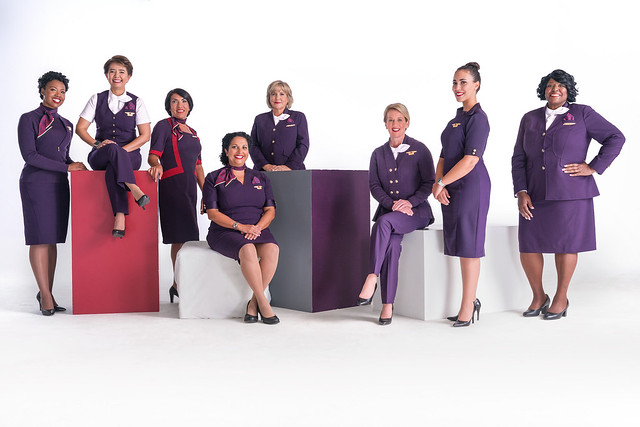 New Delta Uniforms Take Flight May 29 2018 Delta News Hub