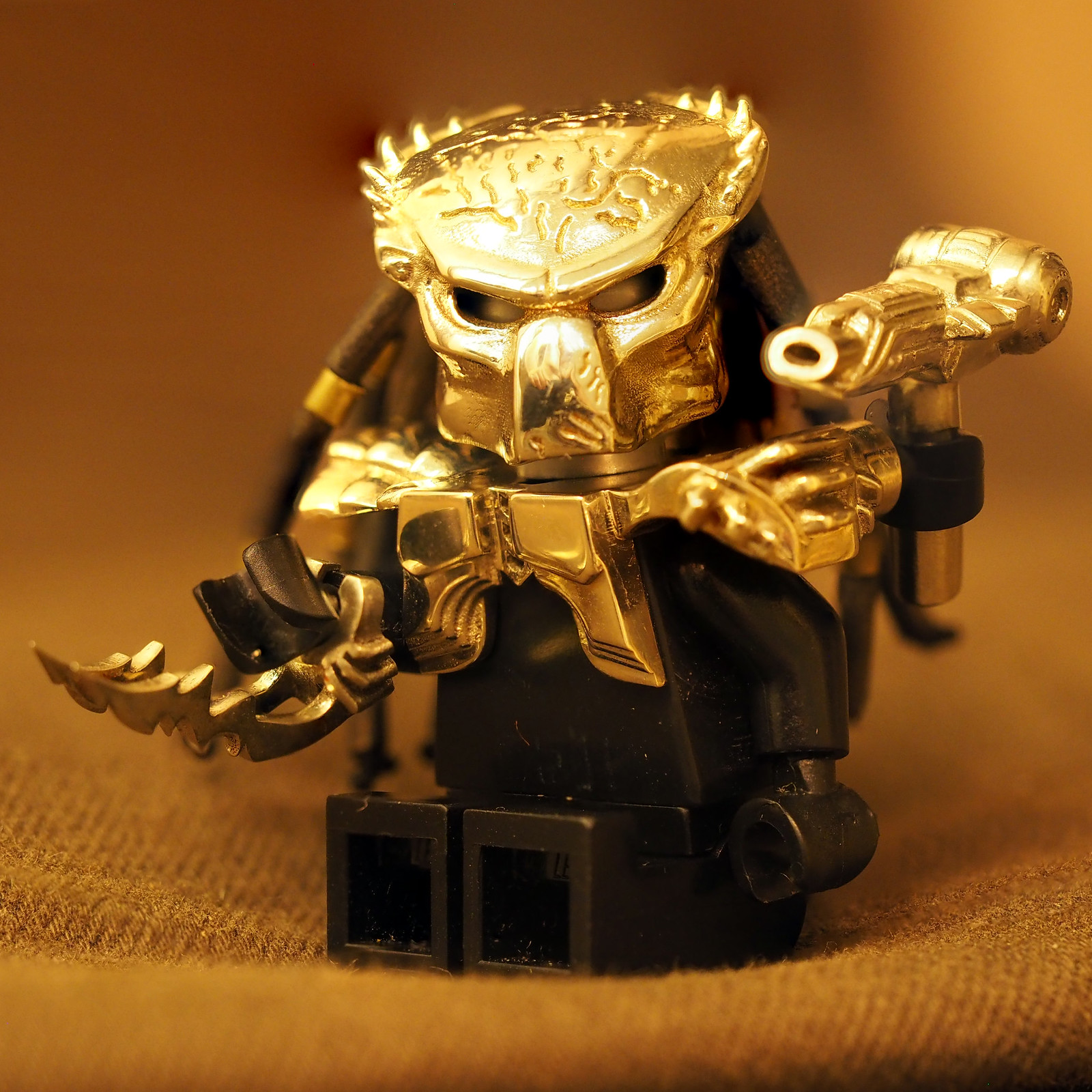 Wolf Predator Lego Custom Minifigure