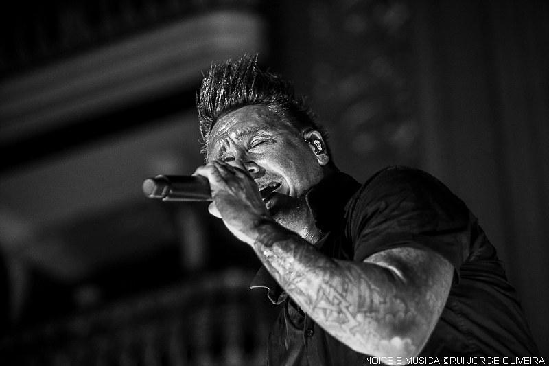Papa Roach - Coliseu dos Recreios '17