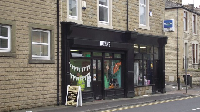 T & J Hurn Bakers, 83 Nuttall Street, Accrington BB5 2HL