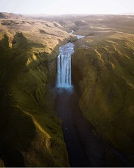 Skógafoss, Iceland. Photography by @eventyr #aroundtheworldpix...