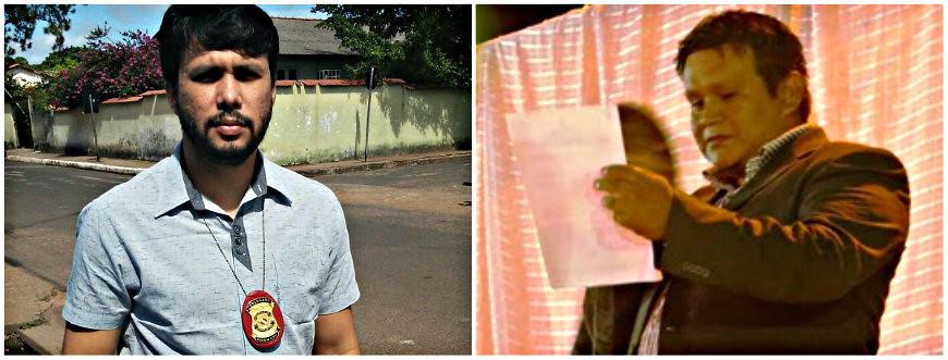 Polícia abre inquérito suposta propina cobrada por secretário de Faro, Jaime Paixão e Preto Abreu