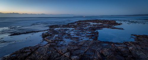 2M9A6539 - Berrara Beach, Blue Hour