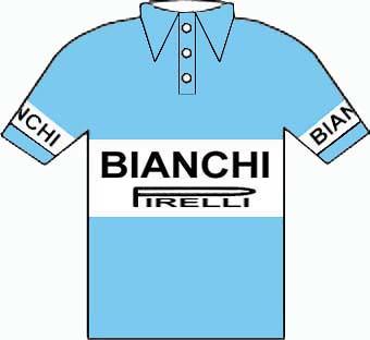 Bianchi - Giro d'Italia 1954
