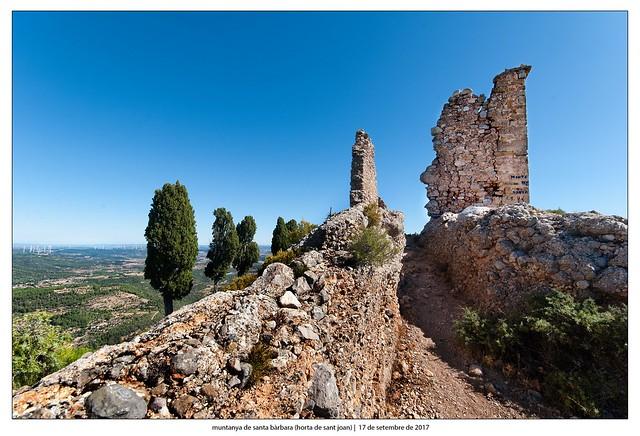 Muntanya de Santa Bàrbara (Horta de Sant Joan)
