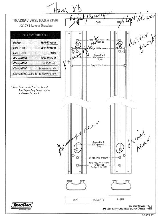 diy  installing a tracrac sr sliding ladder rack system onto a 2016  titan xd pro-4x