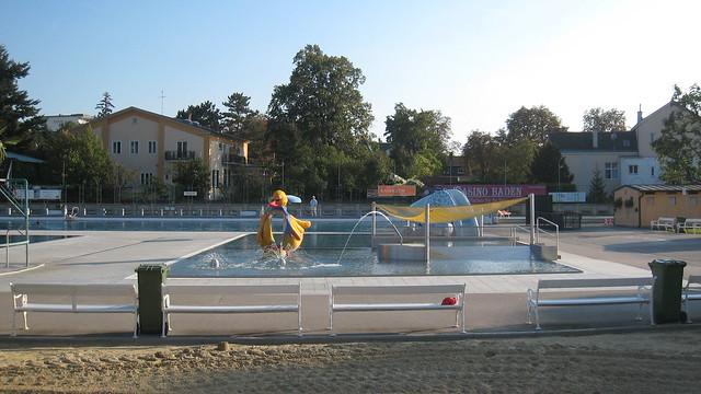 IMG_5155 Nachsaison im Strandbad, 25.9.2009, Canon DIGITAL IXUS 850 IS