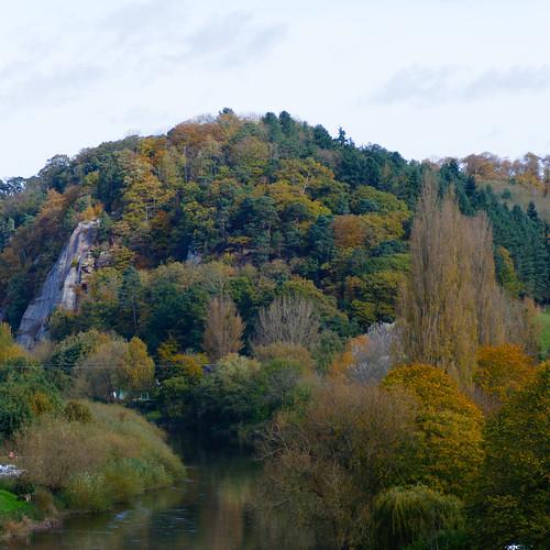 Autumn view, High Rock, Bridgnorth