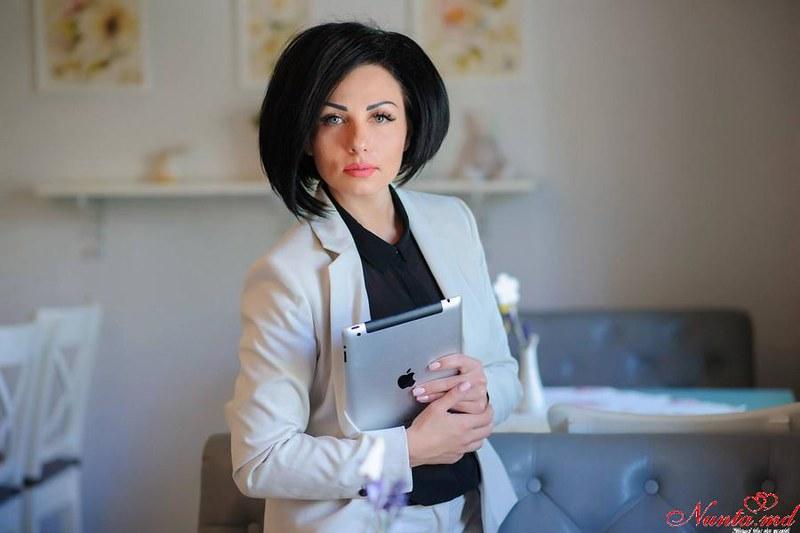 Coordonator de nuntă Kristina Podornicova