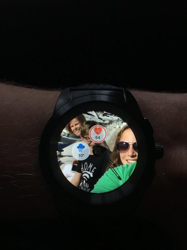 Mykronoz smartwatch