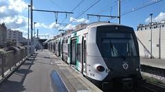 RER POUR ST GERMAIN EN LAYE
