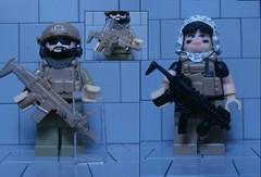 Rainbow Six Siege Navy SEAL Operators