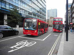 london bus routes 1 to 100