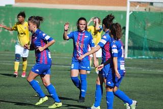 Extremadura 8-0 Polillas Atlético