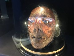 Head of Jeremy Bentham