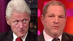 Bill Clinton caught up in fallout from Harvey Weinstein sexual-assault scandal
