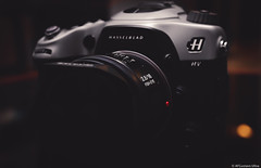 HASSELBLAD HV & SONY FISH-EYE 16 F/.2.8