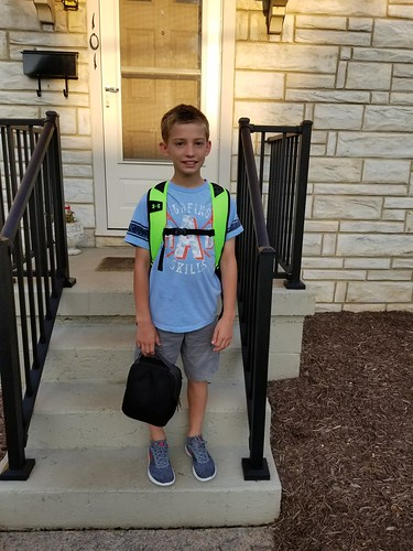 Aug 22 2017 First Day of School (2)