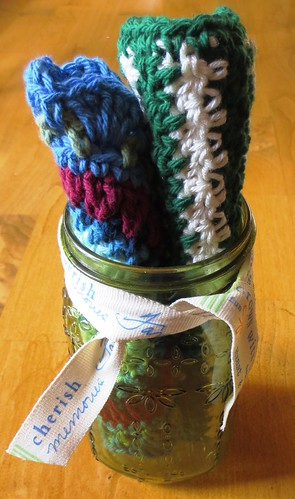 Recycling & Dishcloths