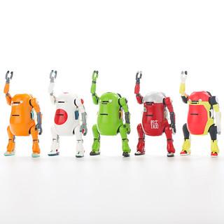 千值練《35機動機器人》微型盒玩版本!タイニー メカトロウィーゴ