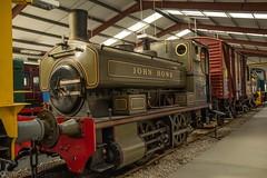 Andrew Barclay 1147/1908 'John Howe'