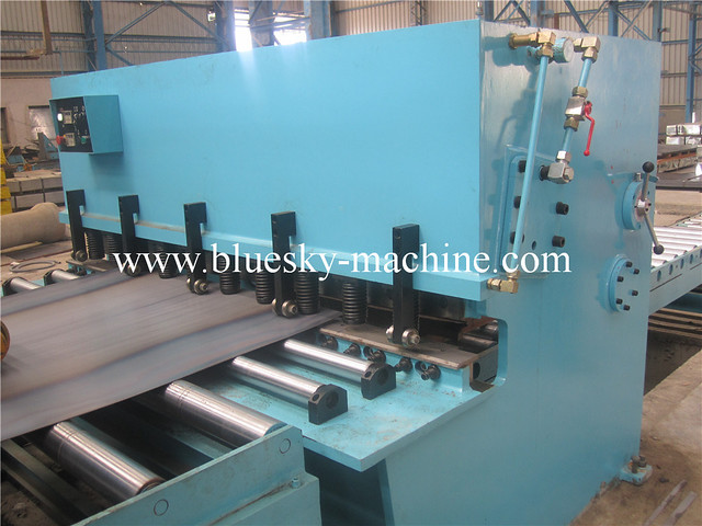 steel coil cutting machine manufacturers