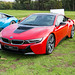 BMW i8 Protonic Red Edition by Perico001