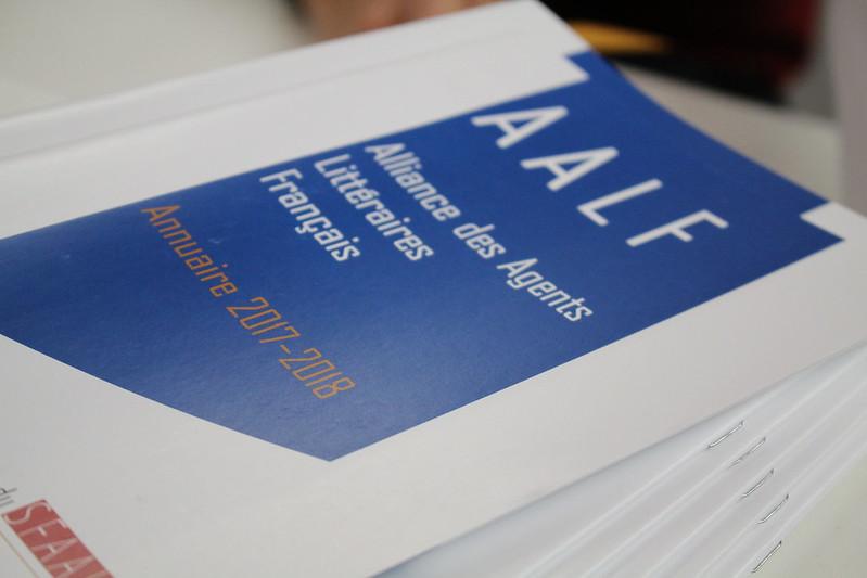 Agents littéraires - Foire du Livre de Francfort