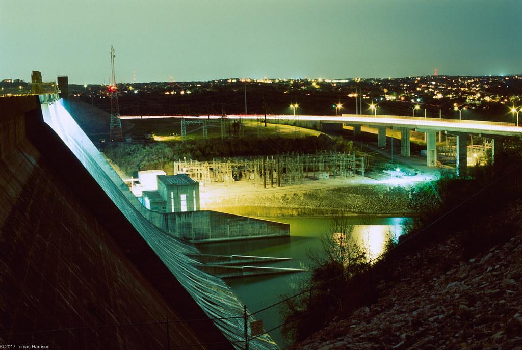 Marshall Ford Dam Texas Tripcarta