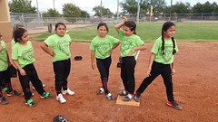 Sluggers Softball 8U
