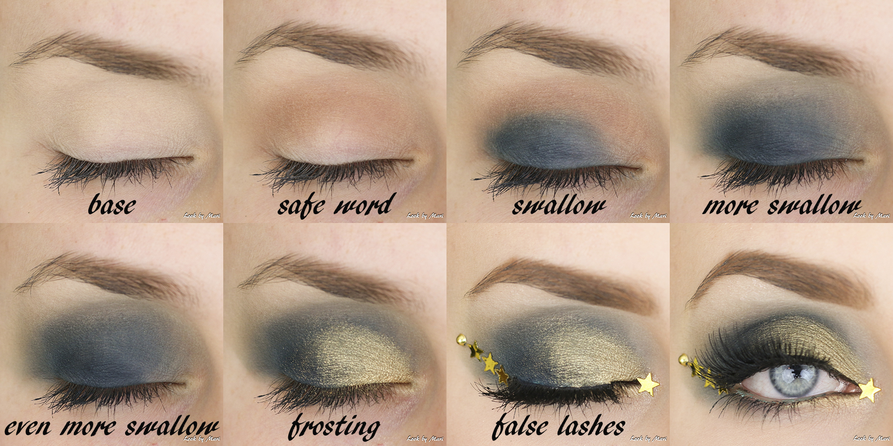5 jeffree star androgyny eyeshadow palette review inspo ideas tutorial inspiration green