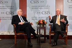 Secretary Tillerson Participates in a Question-and-Answer With CSIS CEO John J. Hamre