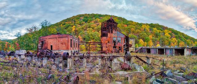 Cass Mill Pano