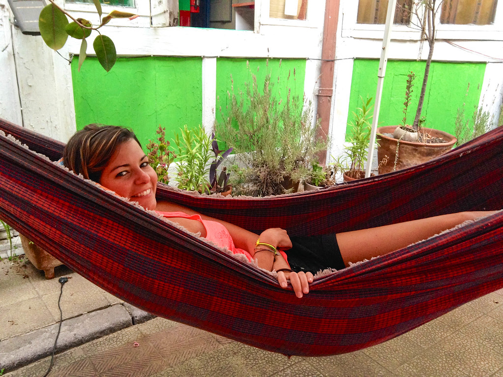 Descanso en Santiago de Chile