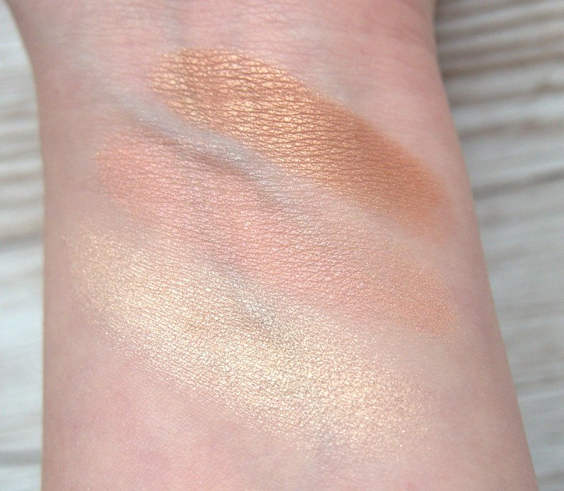 the Balm Manizer Sisters swatches