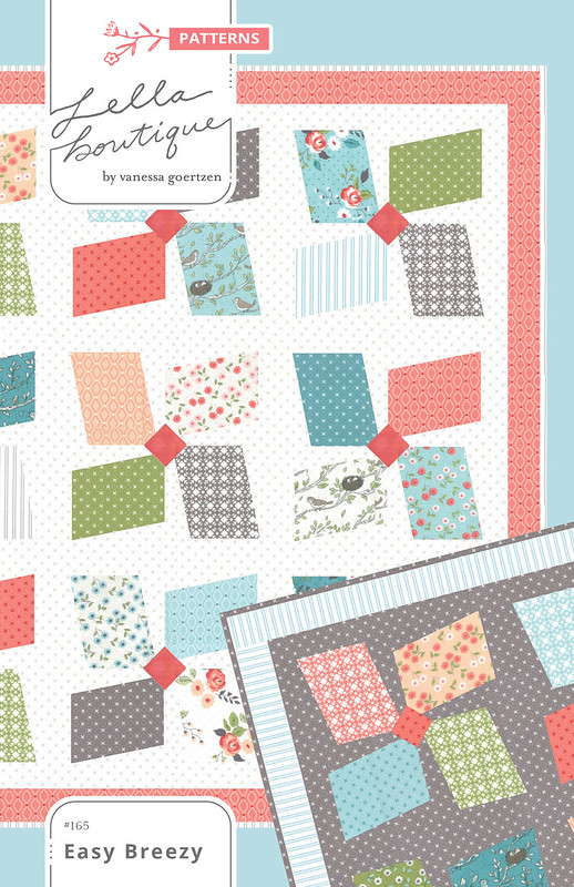 Lella Boutique: New Quilts on the Block