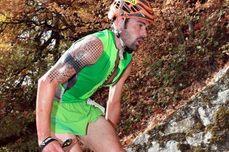 Ital Philip Götsch o 49 sekund vylepšil rekord na vertikálním kilometru