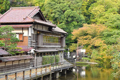 Higashiyama hot springs