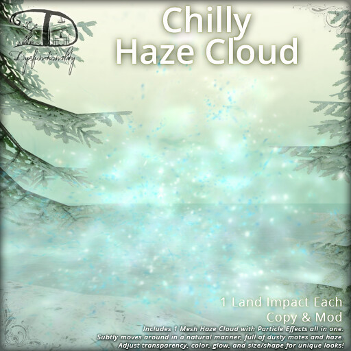 Chilly Haze Cloud - TeleportHub.com Live!