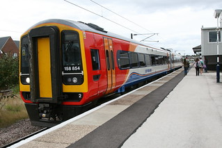 East Midlands 158-854 Grantham