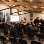 2017-10-27 - Convegno a Norcia sull'Addolorata ad un anno dal terremoto