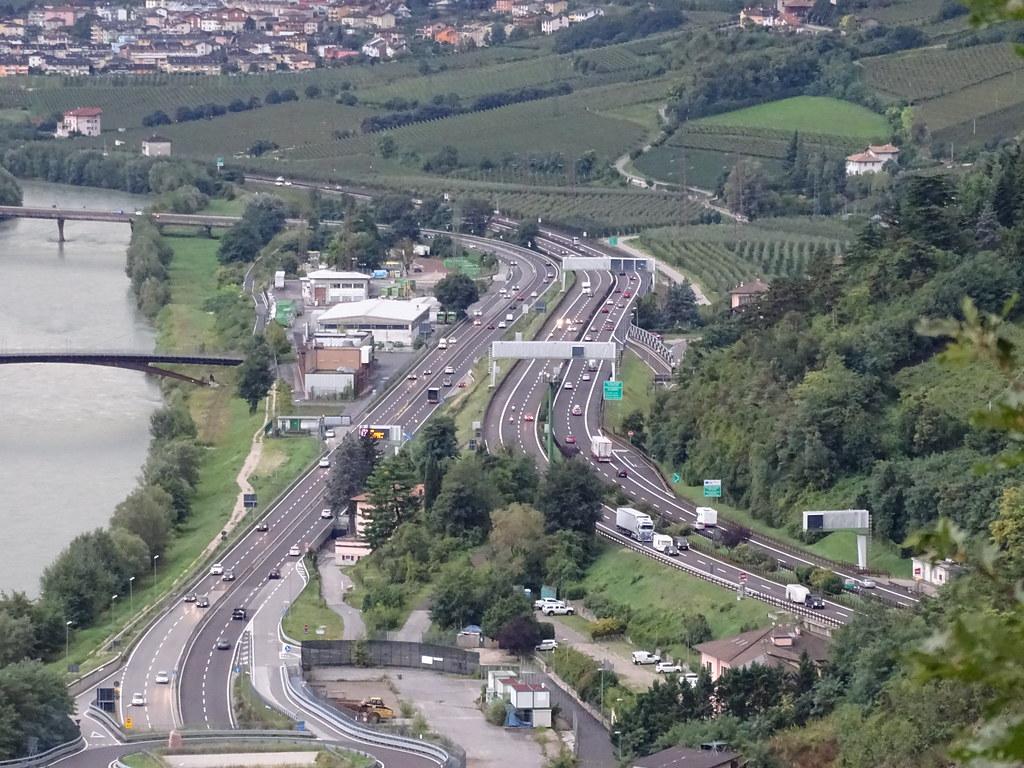 Villa Romana Via Rosmini Trento