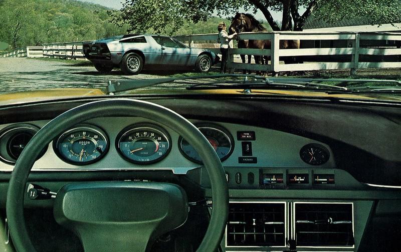 Maserati Bora - 1976