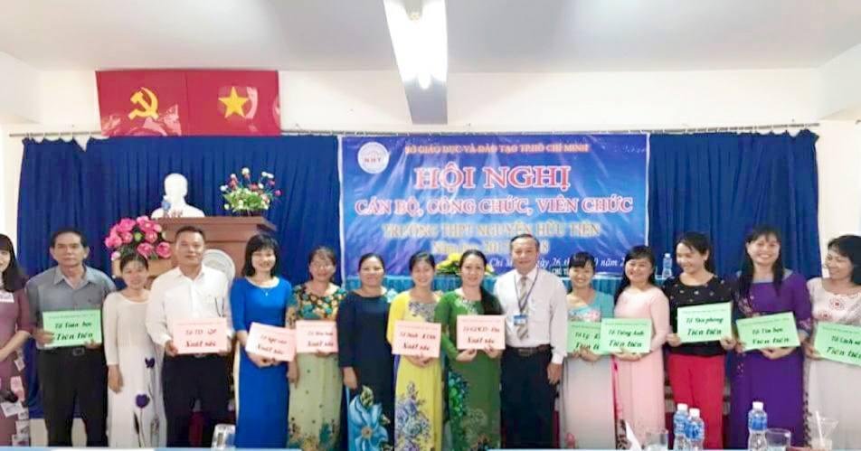 Hội nghị CBCCVC Năm học 2017-2018