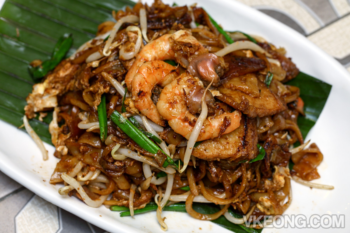 Hill-Street-Coffee-Shop-Fried-Koay-Teow