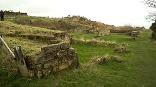 20170329-20_Ravenscar Alum Works (NT) (Ruins)
