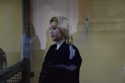 Літвінова розплакалась, яктільки заговорилипро вбивство та гроші
