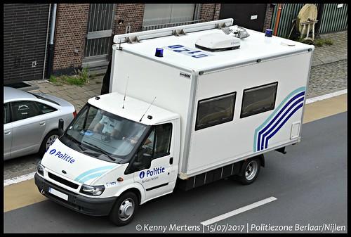 Politiezone Berlaar/Nijlen - Verkeersdienst