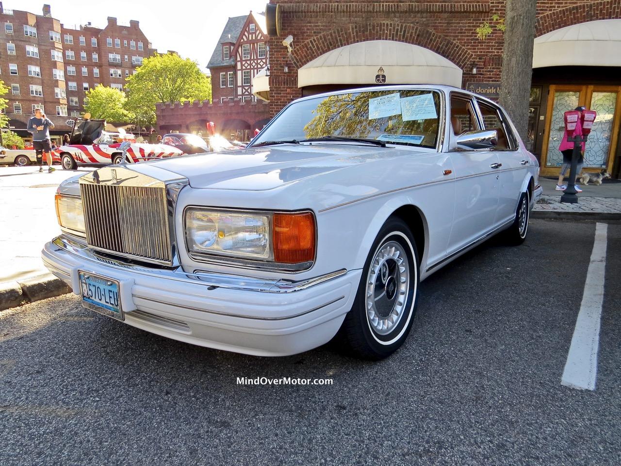 Rolls Royce Spur IV Front