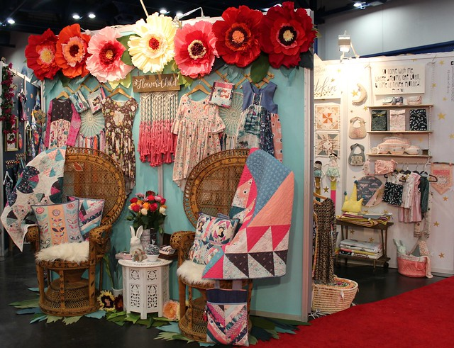My Flower Child Booth